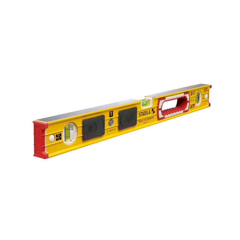 196-2 LED Illuminated Spirit Level 3 Vial