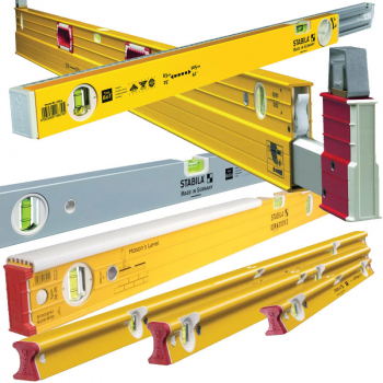 80A-2 Double Plumb Box Section Spirit Levels