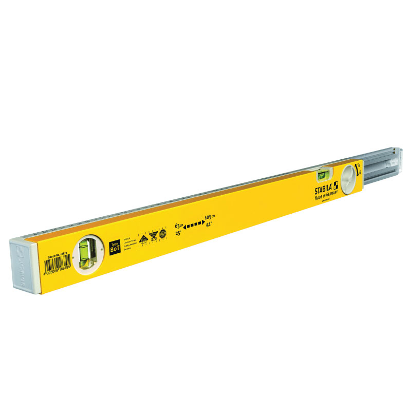 80T Telescopic Spirit Levels