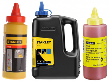 Stanley Chalk Powders