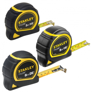 Stanley Tylon Pocket Tapes Carded
