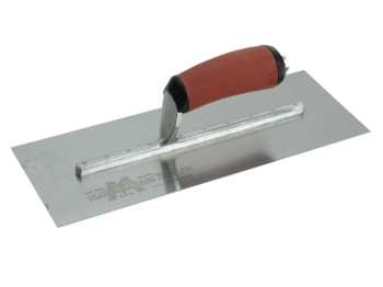 Cement Finishing Trowel S/S, DuraSoft Handle