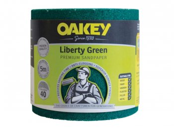 Liberty Green Sanding Roll 115mm