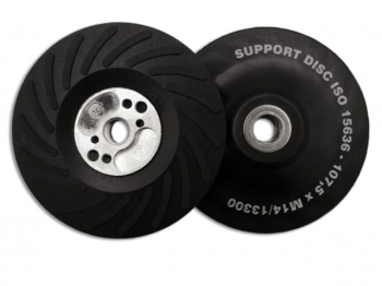 Angle Grinder Pads - Turbo Black Hard