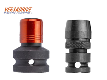 Versadrive<sup>(TM)</sup> Rapid Lock Quick Change Impact Wrench Adapters