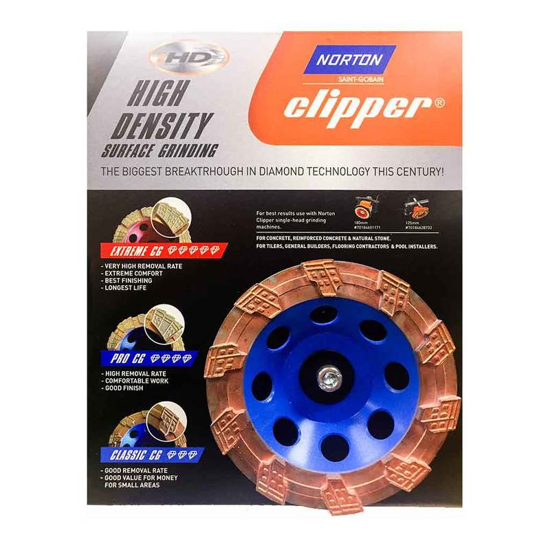 Diamond Cup Grinders - Universal Building Products