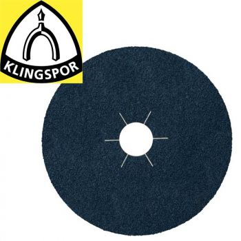 Klingspor CS 565 Fibre Discs for Stainless steel, Steel, Metals