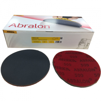 Mirka Abralon Discs 150mm Grip