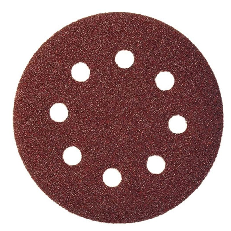 Klingspor PS22K Discs with paper backing, self-fastening for Wood, Metals