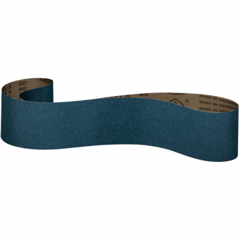 Klingspor Belts for Stainless steel, Steel, Metals