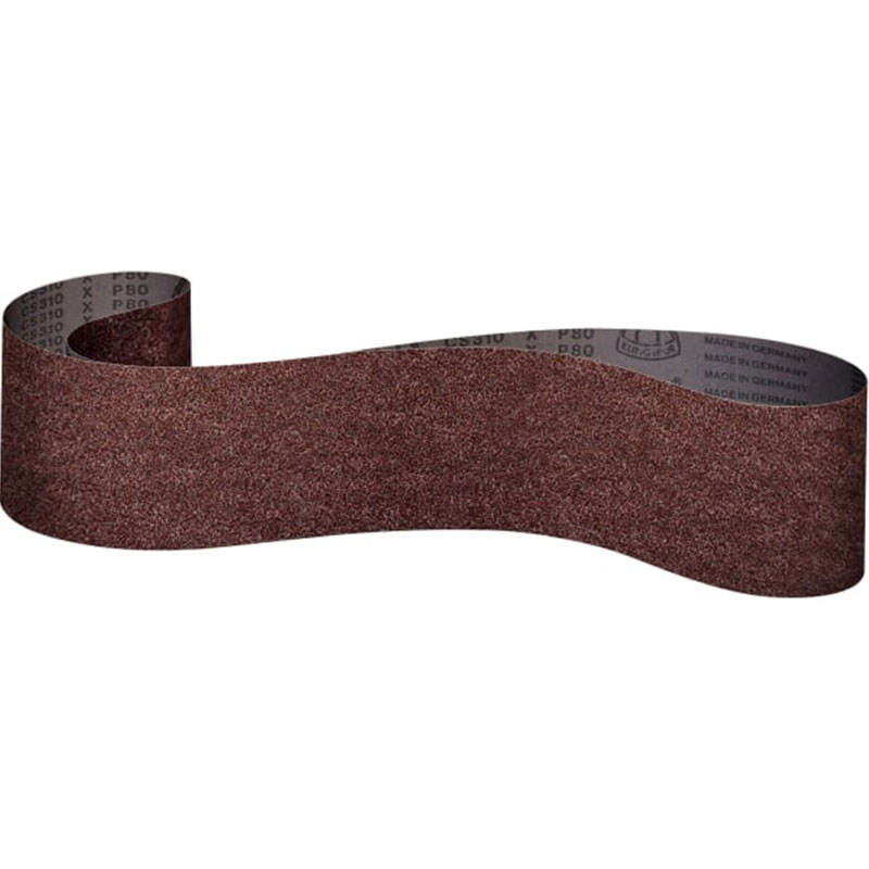 Klingspor Cloth Belts for Stainless, Metals, NF metals & Steel