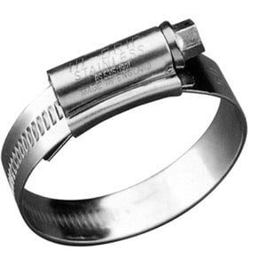 Jcs Hose Clips A2-304 Stainless