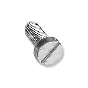Machine Screw Cheese Slotted Steel Zinc Plated