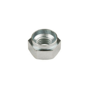 Hexagon Rivet Bushes Steel Zinc