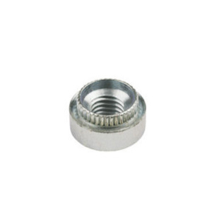 Round Rivet Bushes Steel Zinc