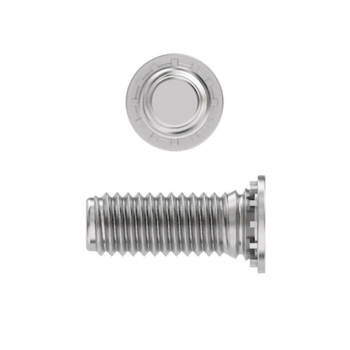 Self Clinch Flush Head Stud Steel Zinc