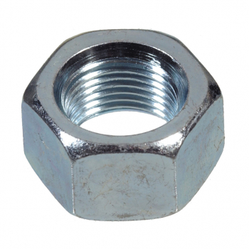 Metric Full Nut Steel Zinc Plated