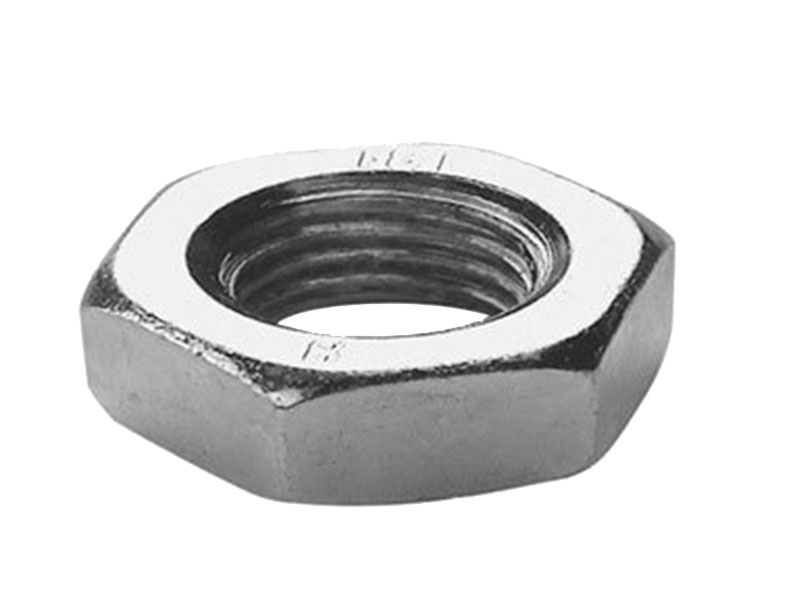 Lock Nut A2 - 304 Stainless Steel DIN 439