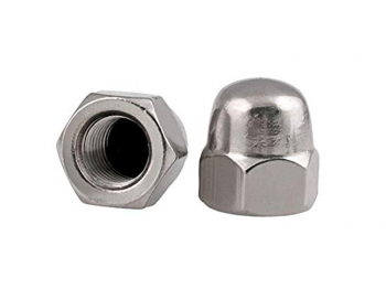 Dome Nut A2 - 304 Stainless Steel DIN 1587