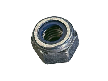 Nyloc Nut Type T A2-304 Stainless Steel DIN 985