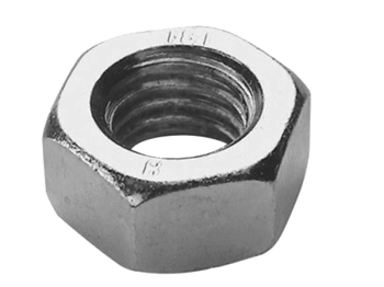 Full Nut A4-316 Stainless Steel DIN 934