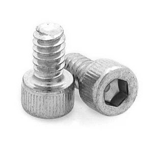 Socket Head Capscrew Steel Zinc Plated Metric