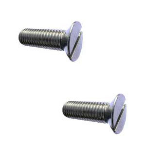 Machine Screw Countersunk Slotted A4 - 316 Stainless Steel