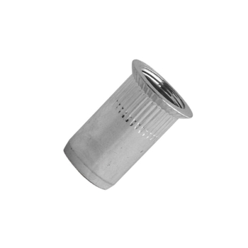 Blind Rivet Nut Steel Zinc - Countersunk Head 90°