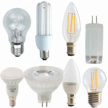 LED Candle Clear Filament Bulb Non-Dimmable
