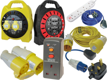 Cable Reels & Circuit Breakers