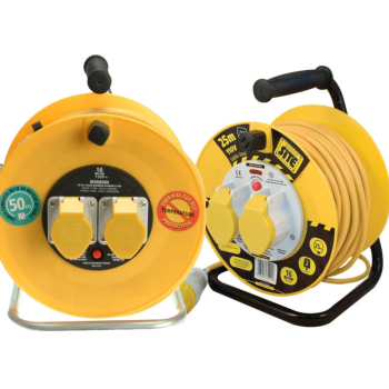 Masterplug Cable Reels 110v 16 Amp