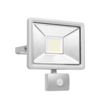 Ultra Slim Integrated LED Floodlight With Sensor