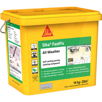 Sika FastFix All Weather Paving Jointing Compound