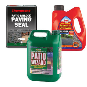Patio & Drive Clean & Seal