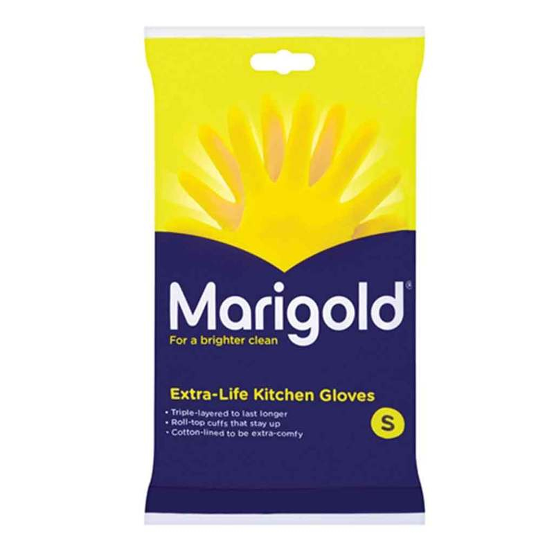 Marigold Extra-Life Kitchen Rubber Gloves