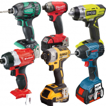 Impact Drivers - Cordless