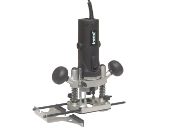 Trend T4EK Light-Duty Plunge Router
