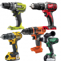 Drill Drivers - Cordless