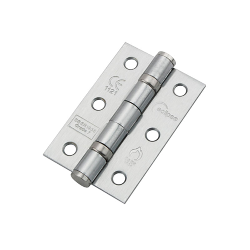 Grade 7 Ball Bearing Hinges Steel 76mm