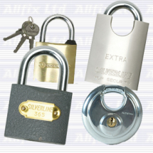 Padlocks, Locks & Chains