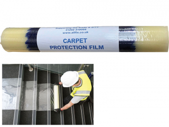 Allfix Carpet Protector Film 50mtr X 600mm