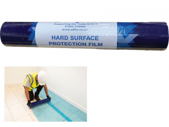 Allfix Hard Surface Protector Film 50mtr X 600mm