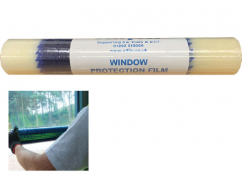 Allfix Window Protector Film 50mtr X 600mm