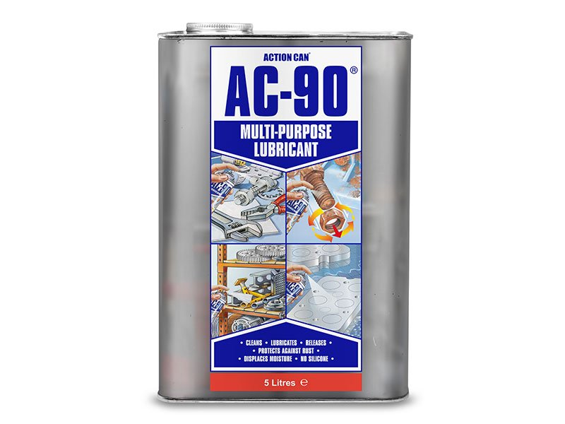 AC-90 MAINTENANCE FLUID 5LT ACTION CAN
