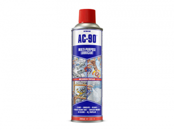 AC-90 CO2 MAINTENANCE AEROSOL 250ML ACTION CAN P/N 1850
