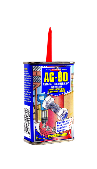 AG-90 ANTI-GALLING LUB FOOD GRADE 125ML CAN ACTION CAN