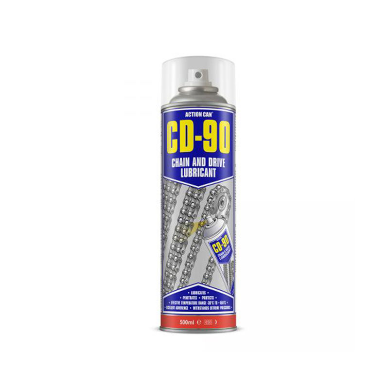 CD-90 CHAIN DRIVE FLUID 500ML AEROSOL ACTION CAN