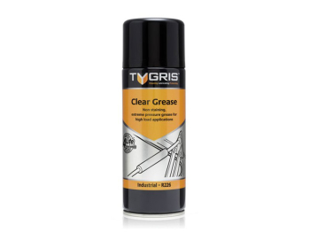 R226 Clear Grease 400ml Aerosol TYGRIS