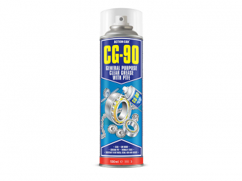 CG-90 500ML CLEAR GREASE AEROSOL ACTION CAN