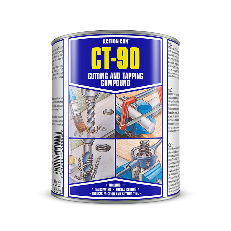 CT-90 CUTTING/TAPPING 480GM TIN ACTION CAN